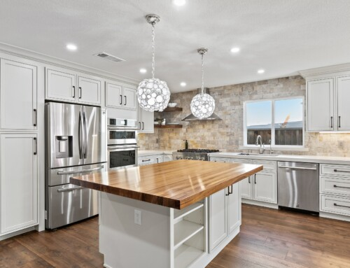 Remodelling Kitchen and Bathroom